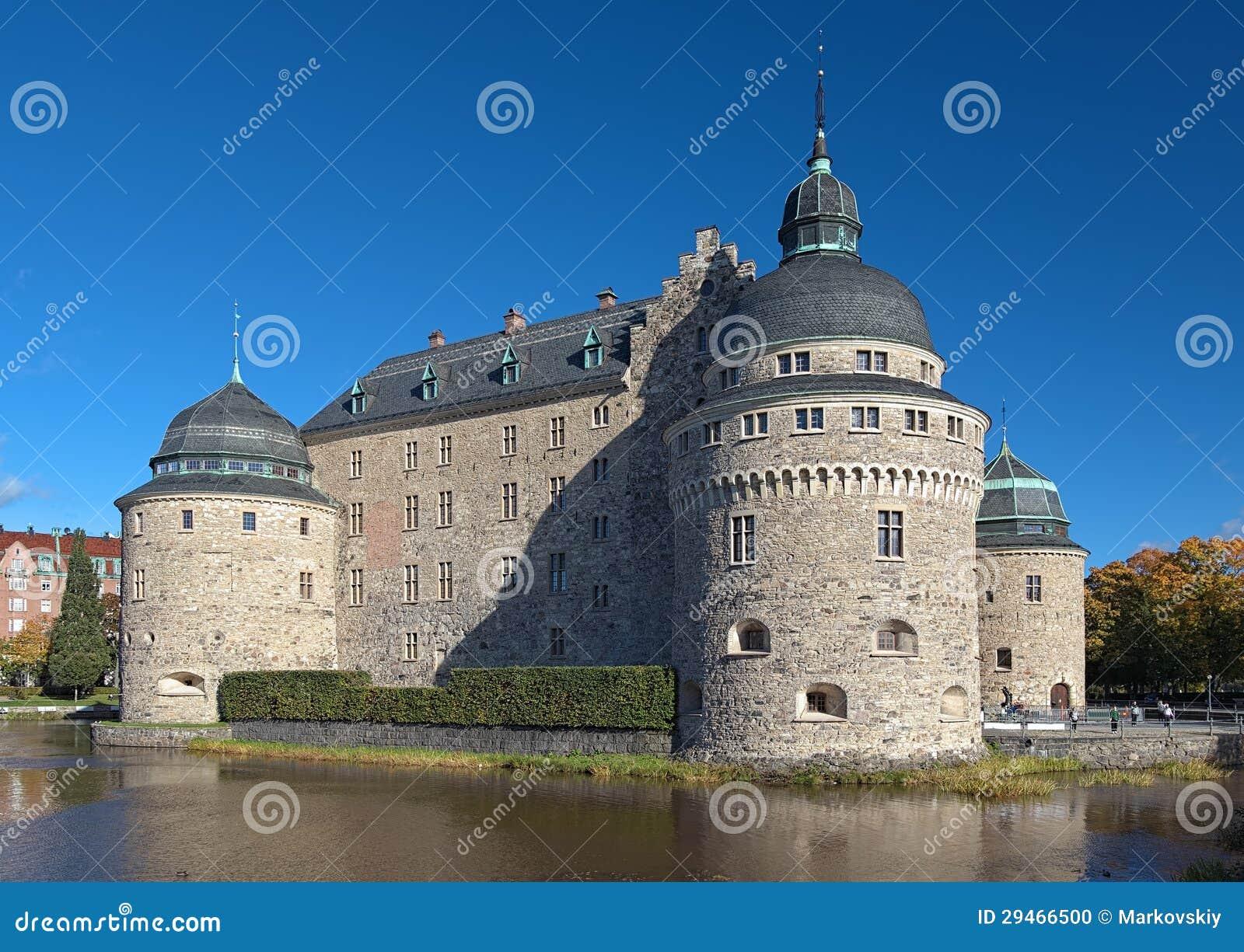 Orebro Castle, Σουηδία
