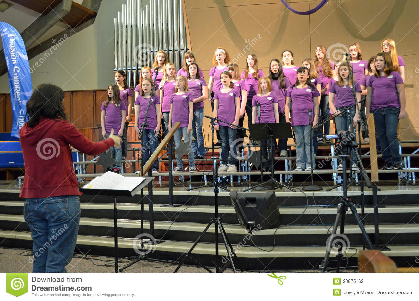 Oregon Children s Choir Girl s Choir