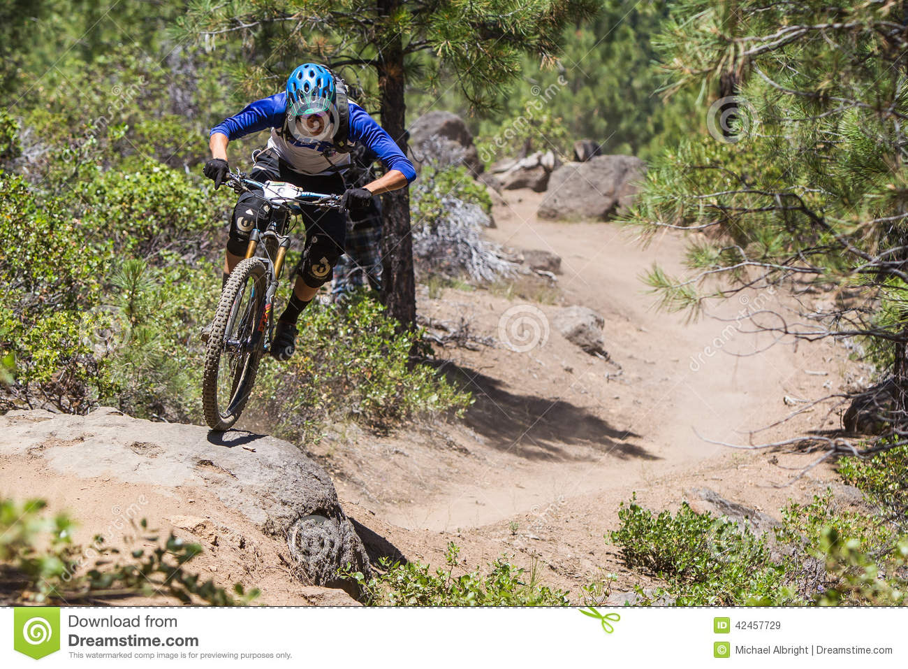 Oregon Enduro #2 - Biegung