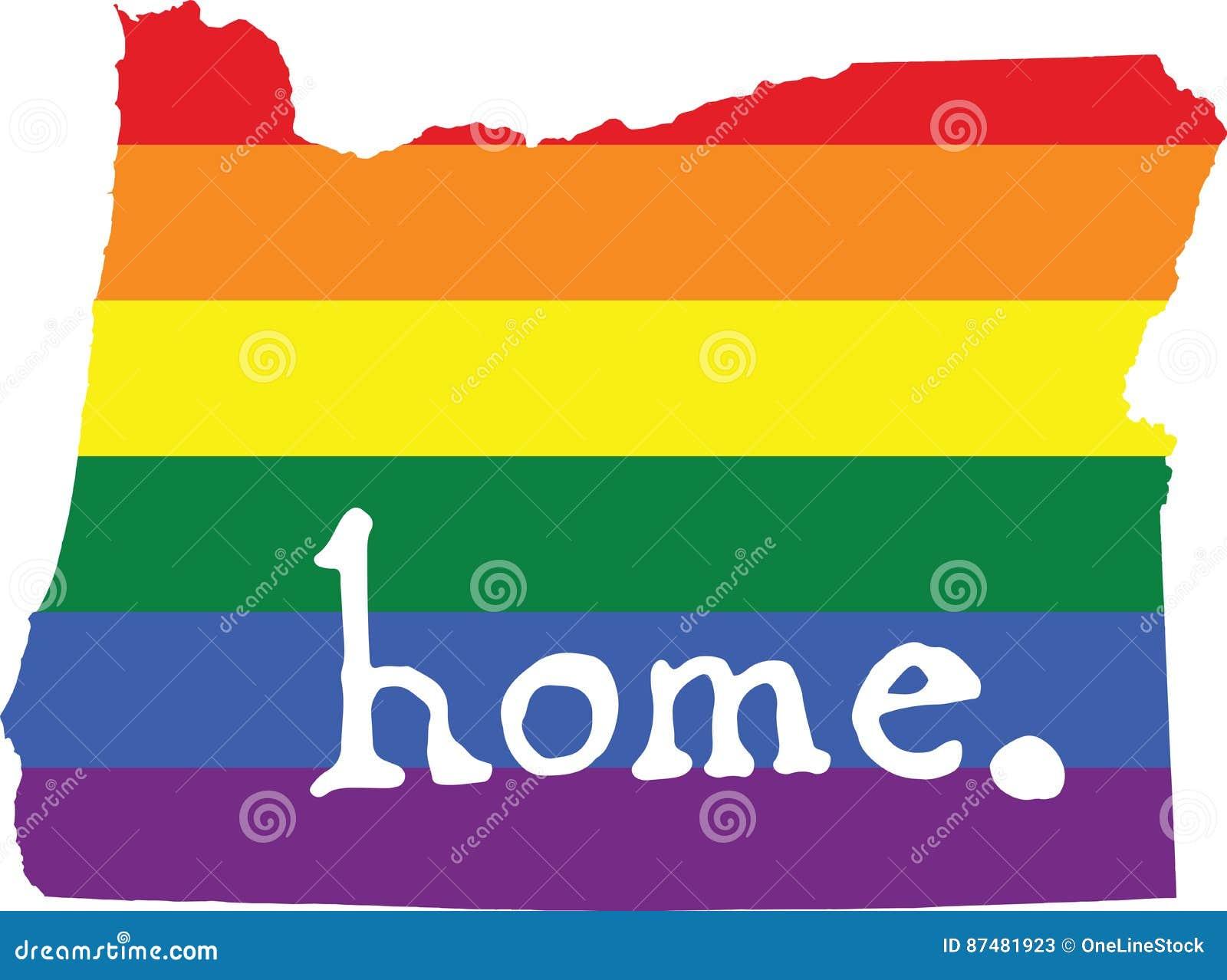 Oregon gay community