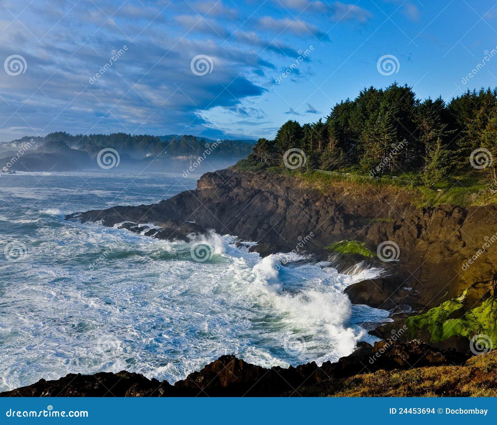 Oregon-Küste