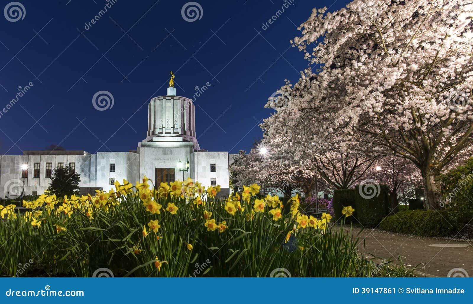 Oregon stanu Capitol, Salem