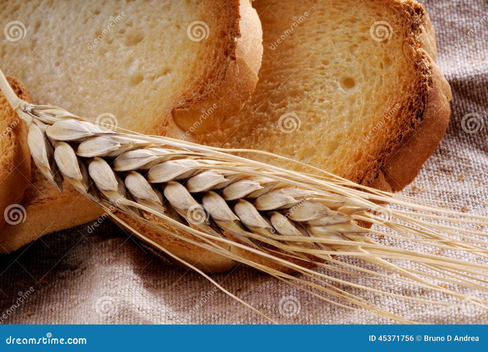 Oreille de blé