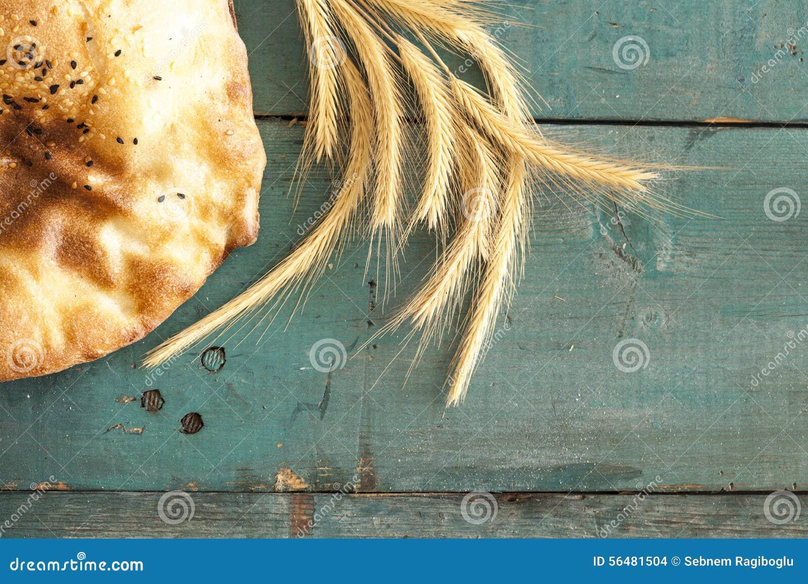 Oreilles et pain de blé