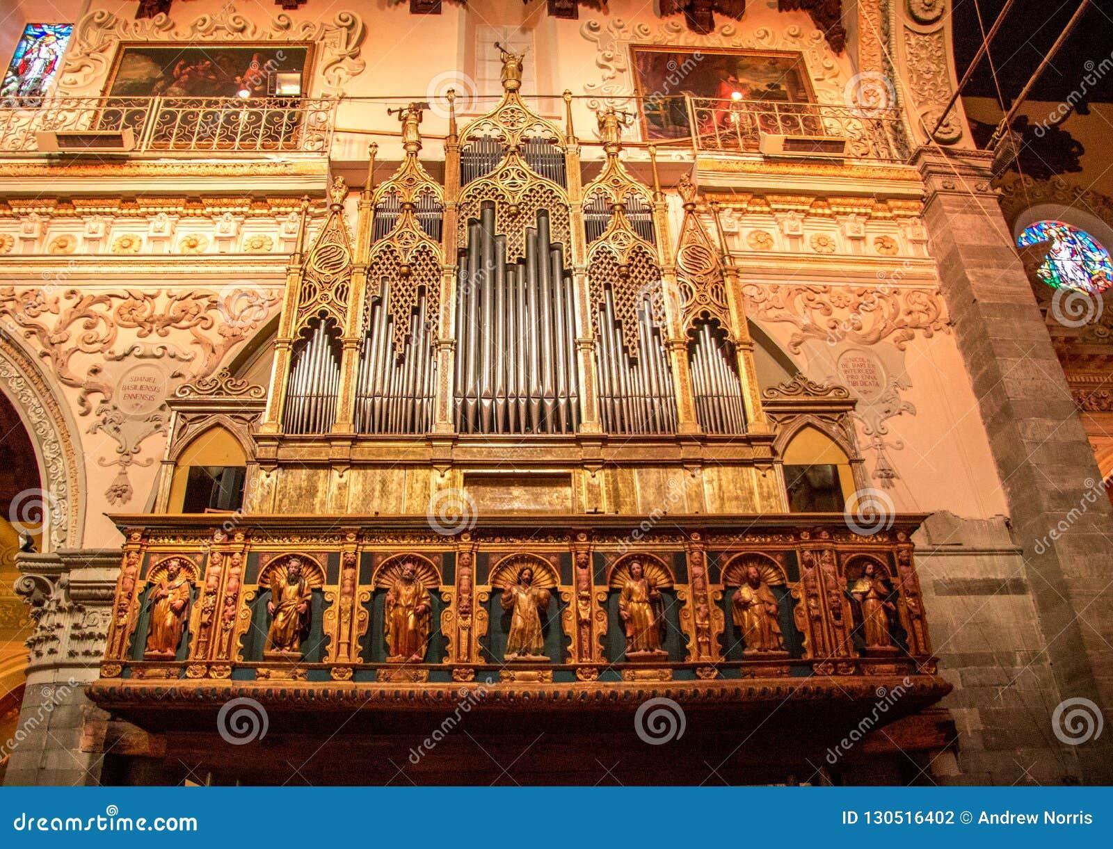 Organe d église