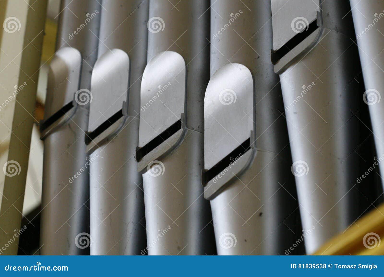 Organe de tuyau, tuyaux