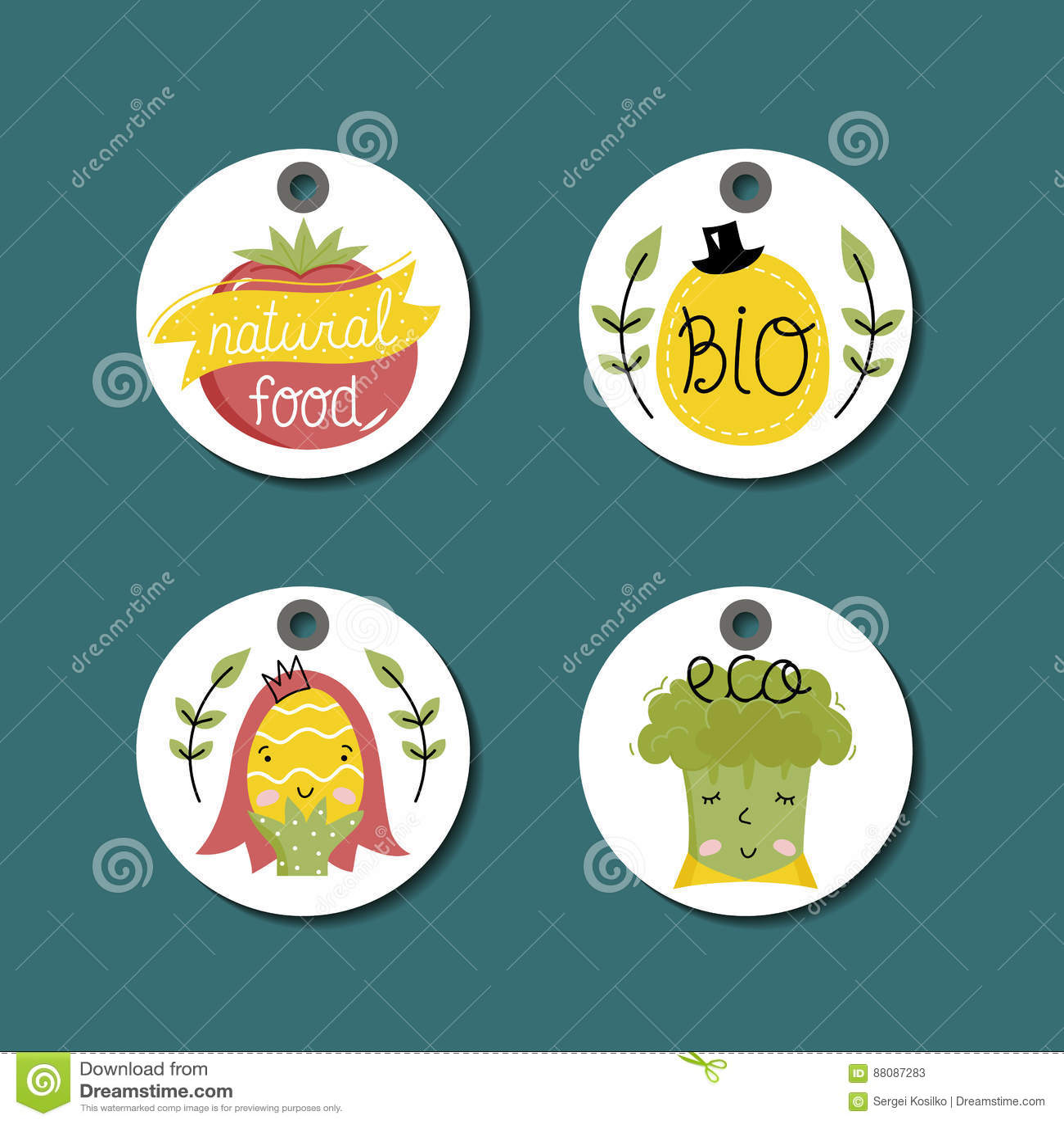 Background Description In Natural Foods