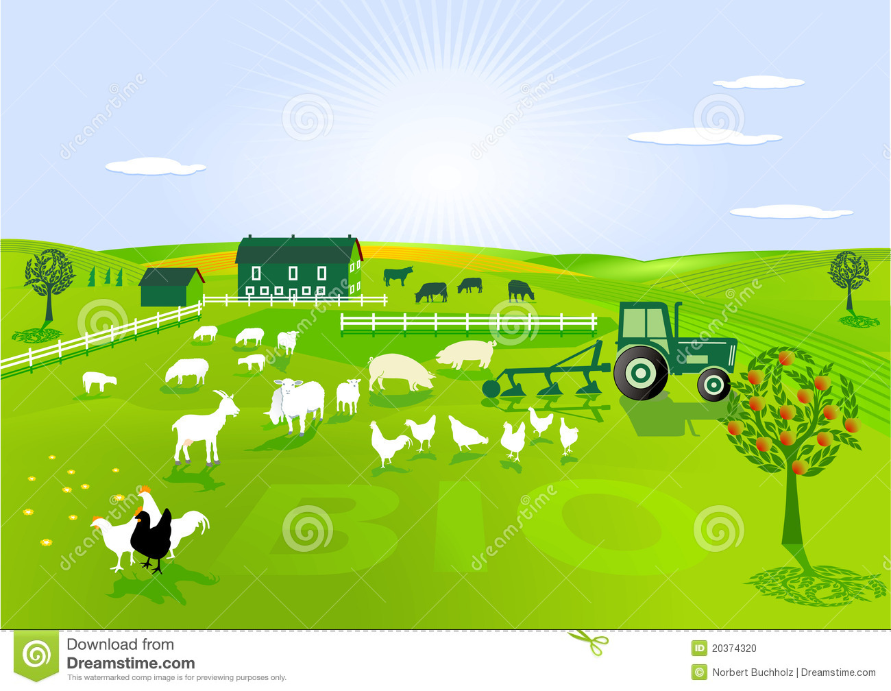 organic agriculture business plan