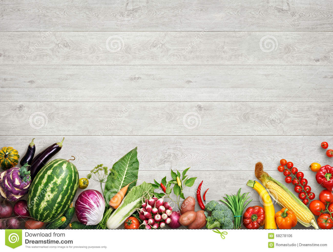 Food Background Organic Food Backgroundstudio Photo Of Different Fruits And