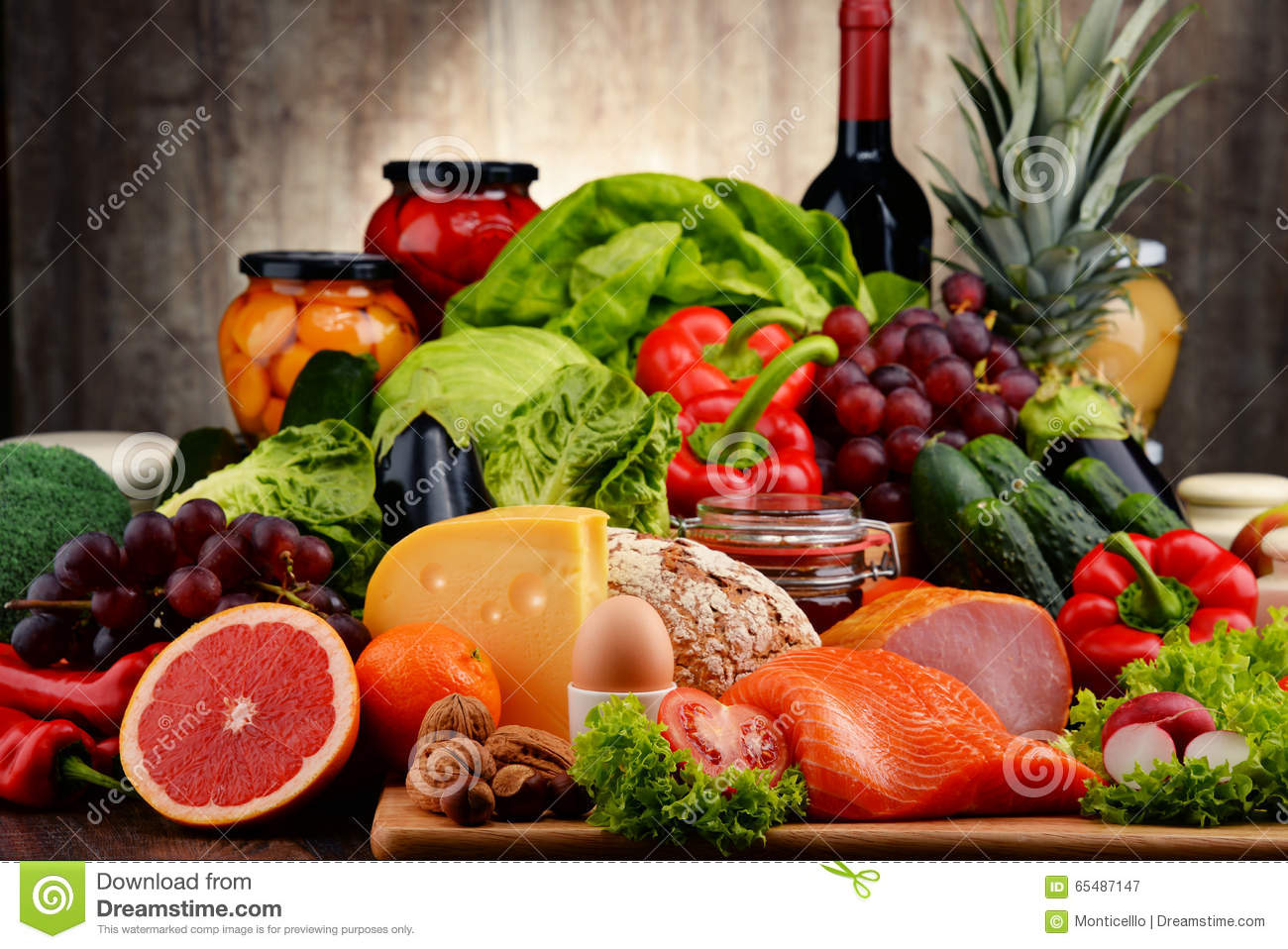meat and fruit diet sharon fruit