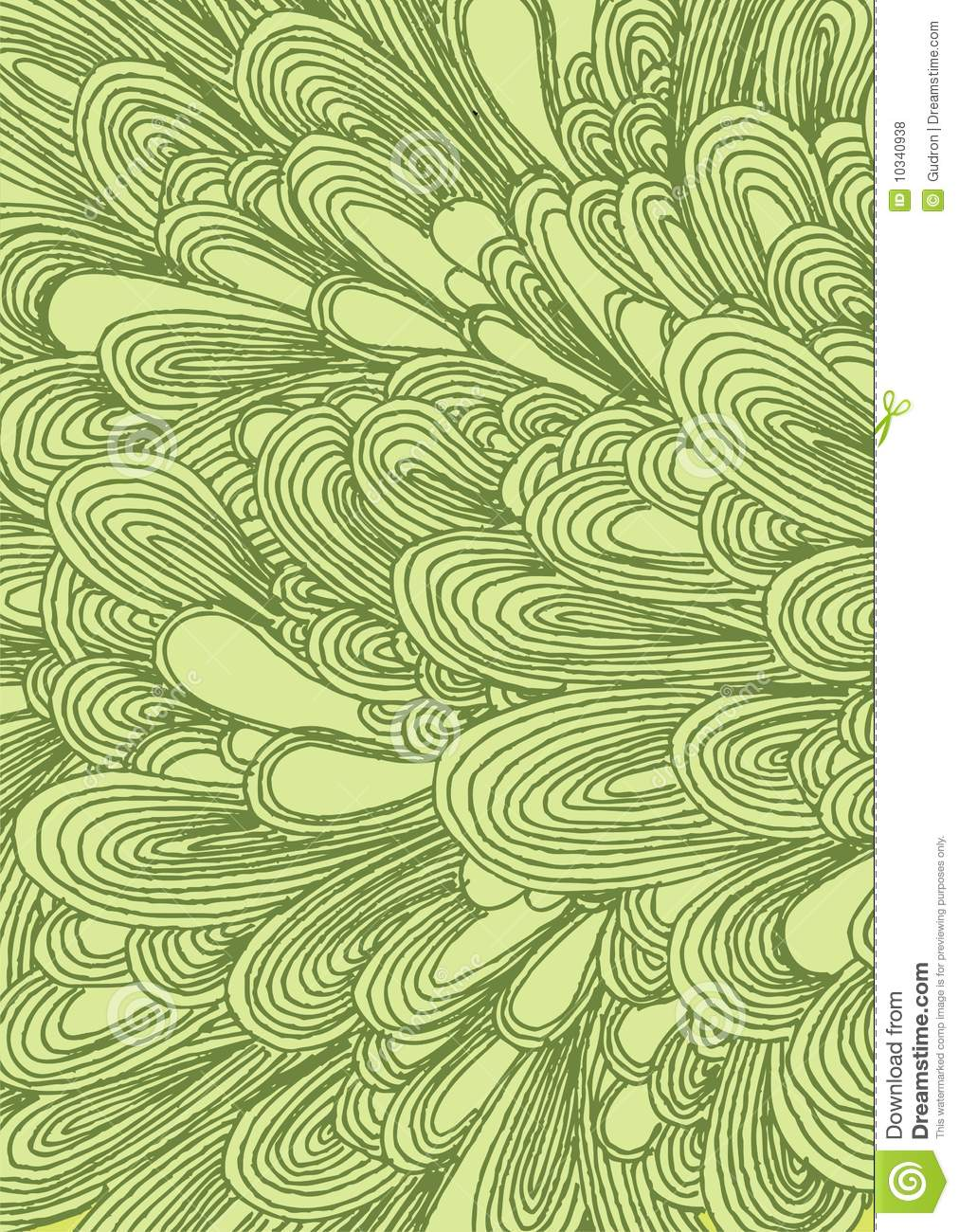 Line Art Royalty Free : Organic line art background royalty free stock photos