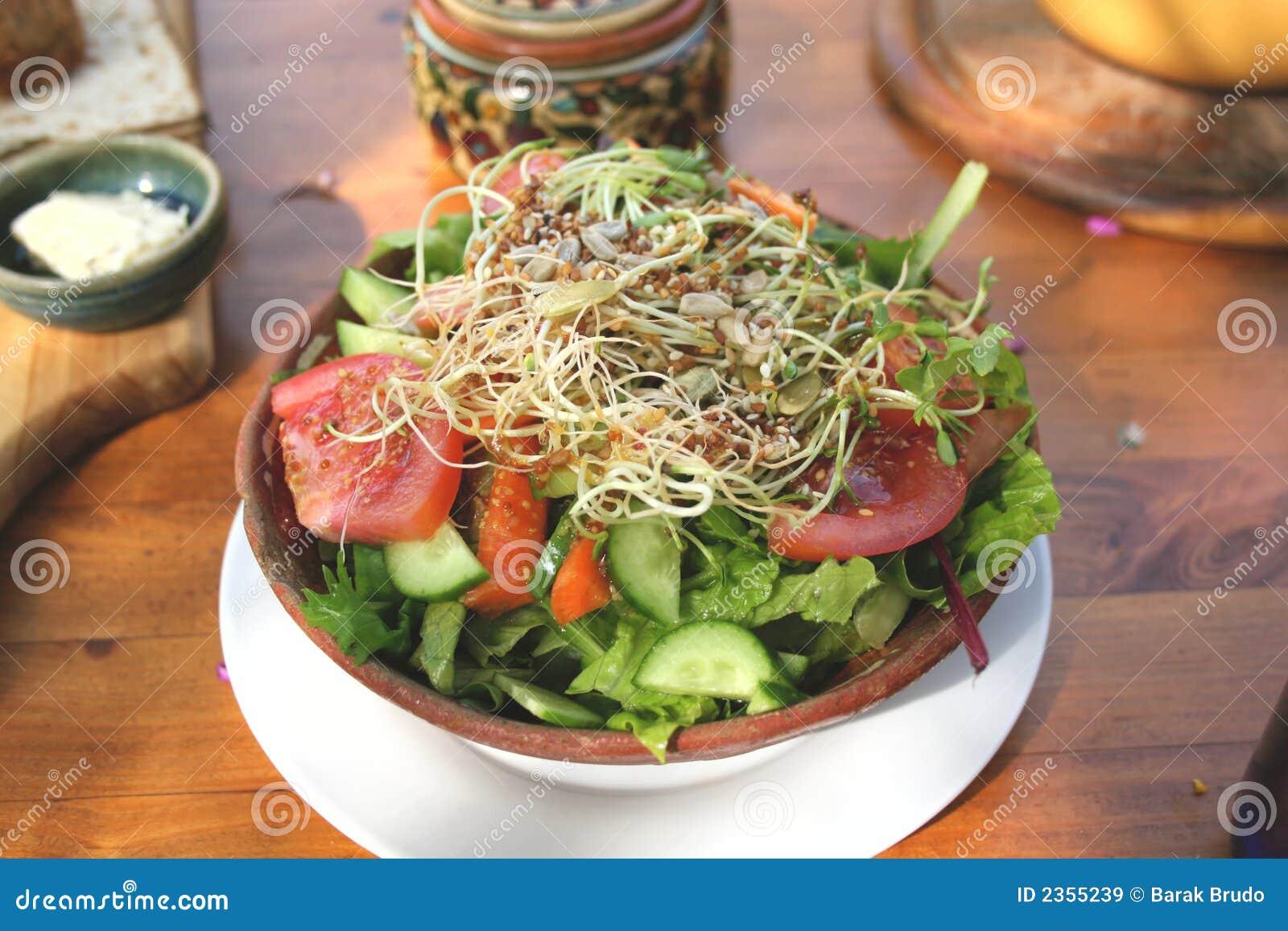 Organic Salad #2