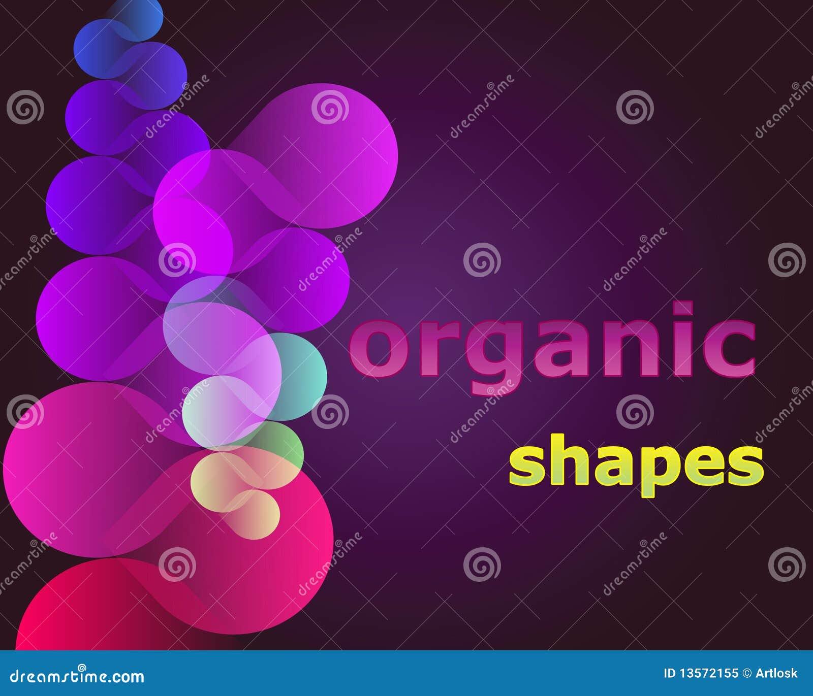 Organic Shapes Royalty Free Stock Photo Image 13572155