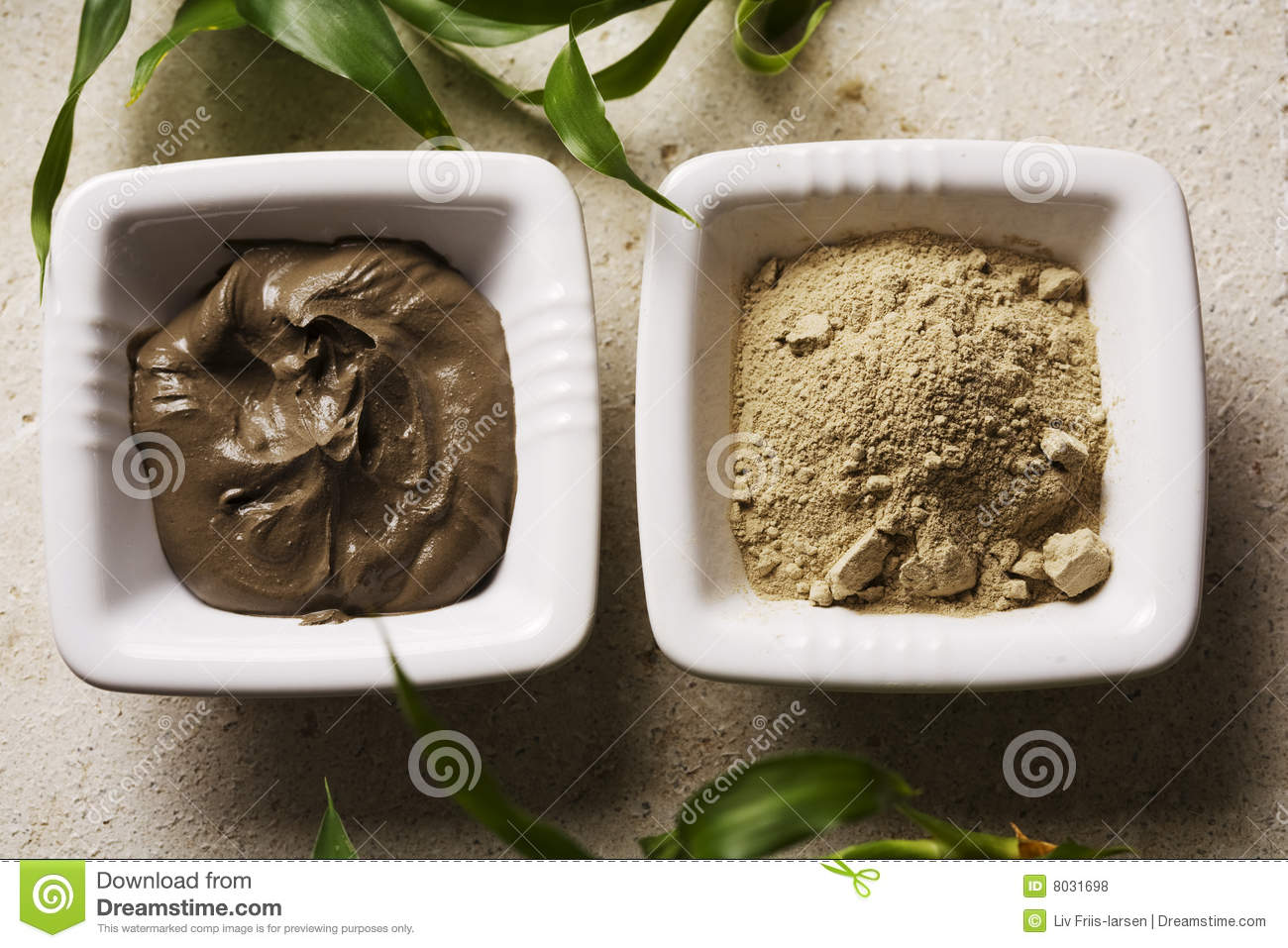 Organic spa products