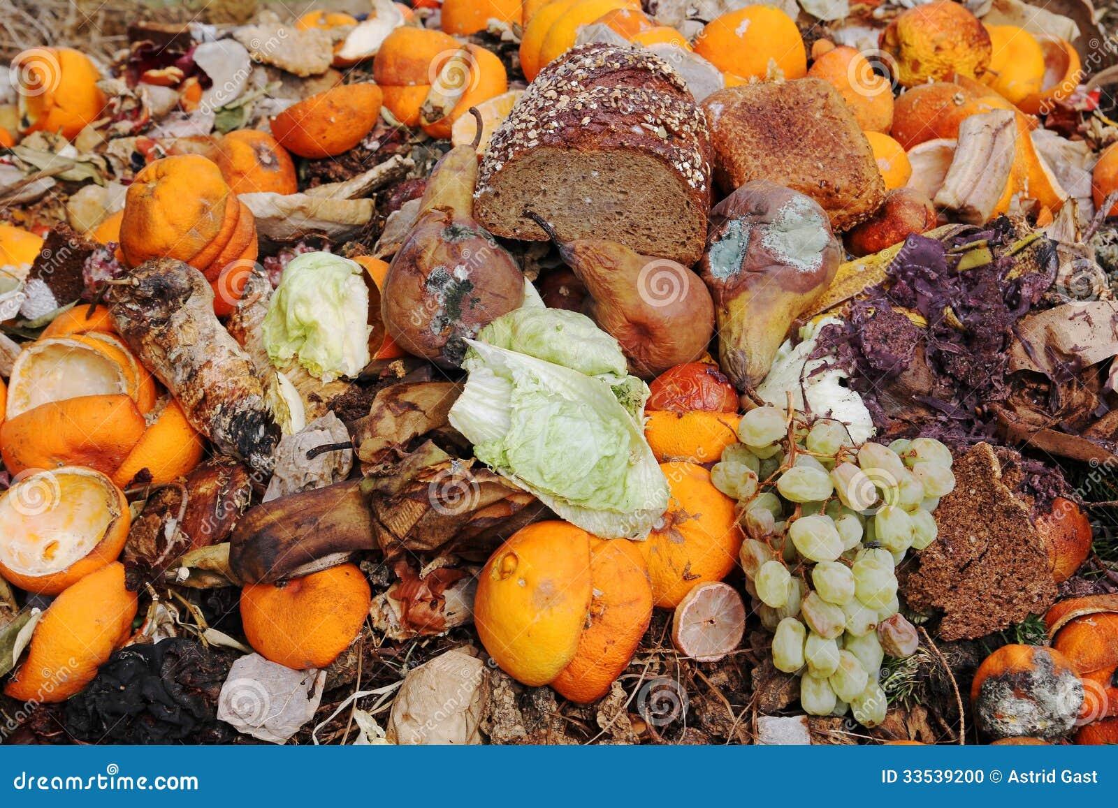 organic waste more rotting more rotting drop garbage heap 33539200