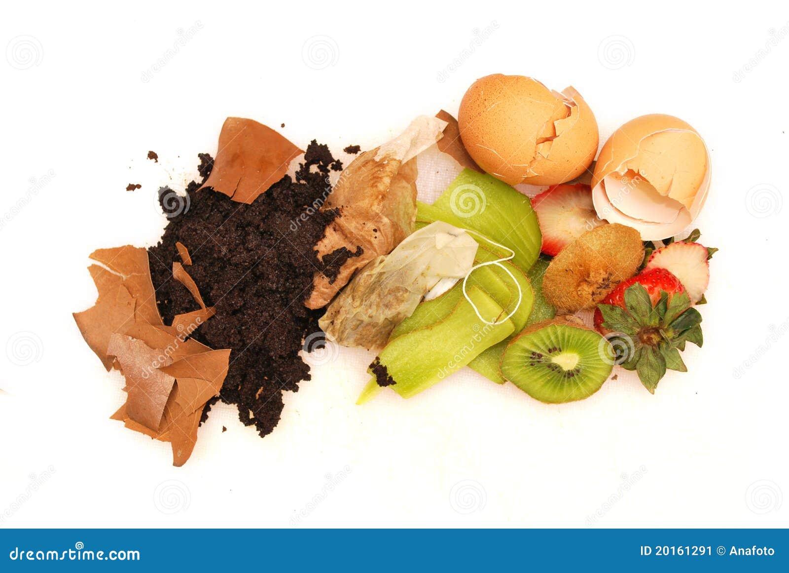 E House Plans Organic Waste White Background Stock Image Image Of