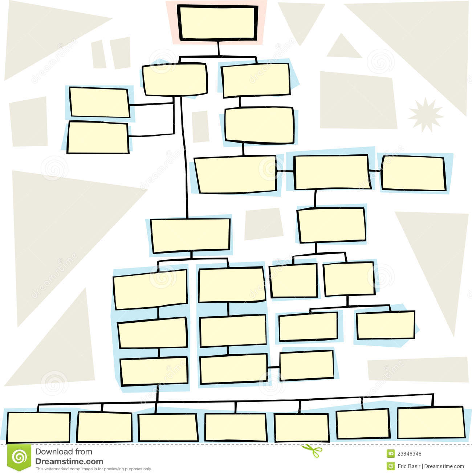 Organigrama complejo