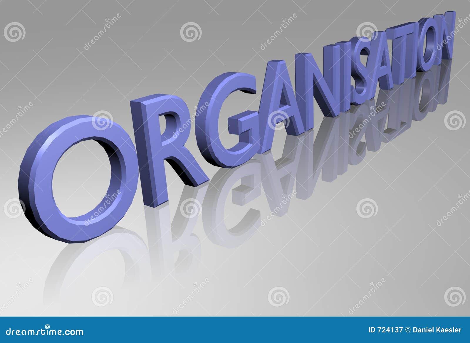 Organisation Royalty Free Stock Photography - Image: 724137