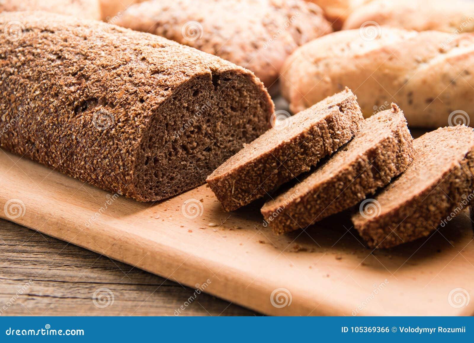 Organisches Buchweizen-Brot