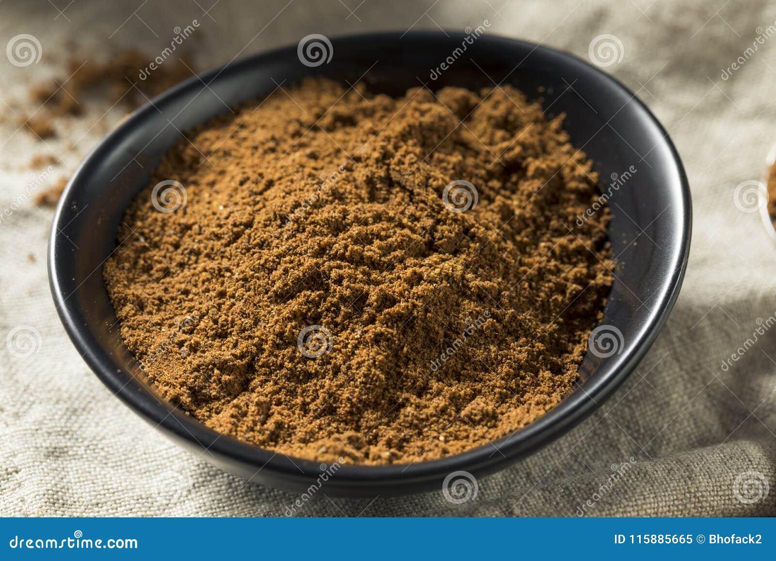 Organisk Garam Masala indisk krydda
