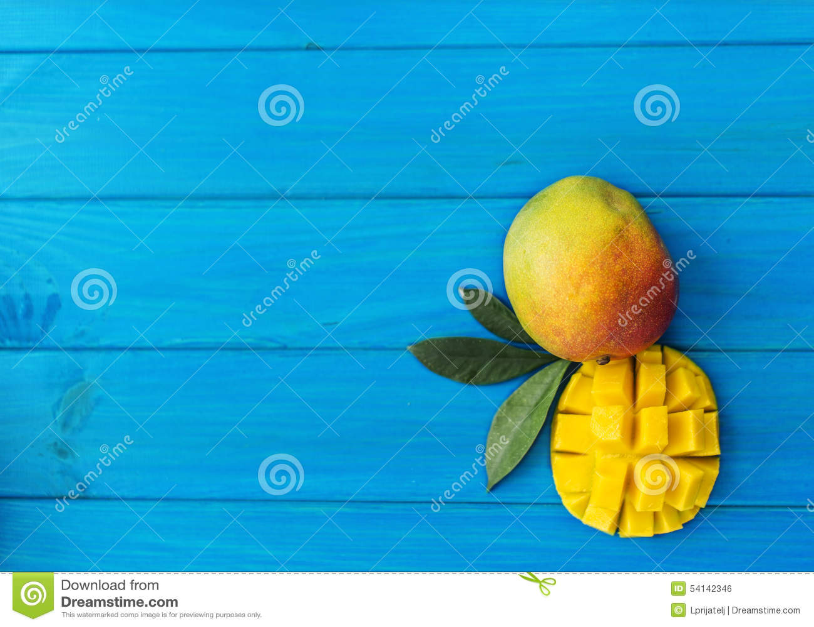 Organisk mango