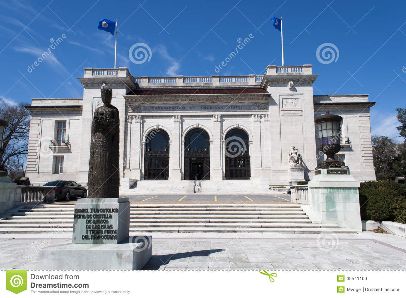 Organization of american states washington dc stock photo for American house construction