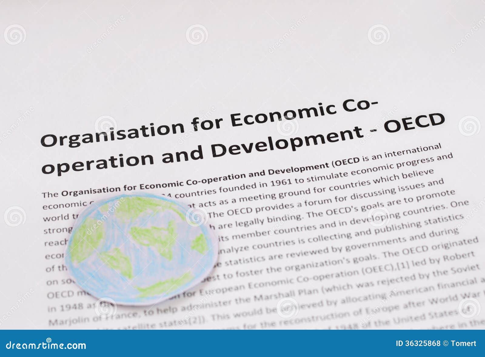 organization for economic co operation and development essay Oda official development assistance/overseas development assistance oecd organisation for economic co-operation and development ppp public-private partnership.