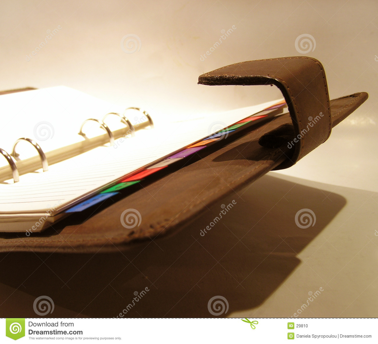Download Organizer stock photo. Image of work, planification, objects - 29810