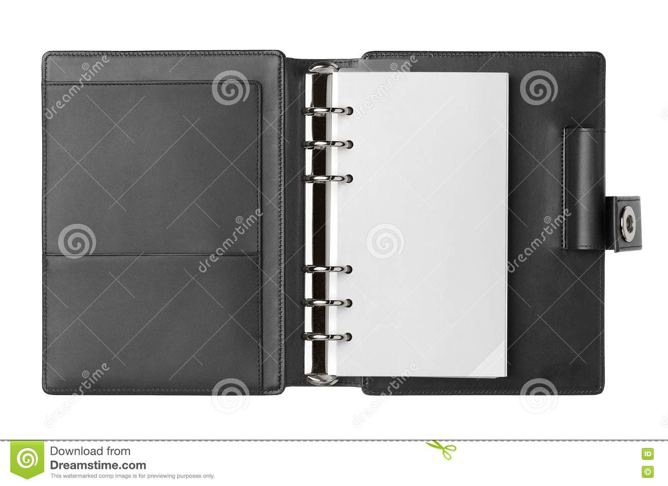 Royalty free stock photos organizer note book image for Construction organizer notebook