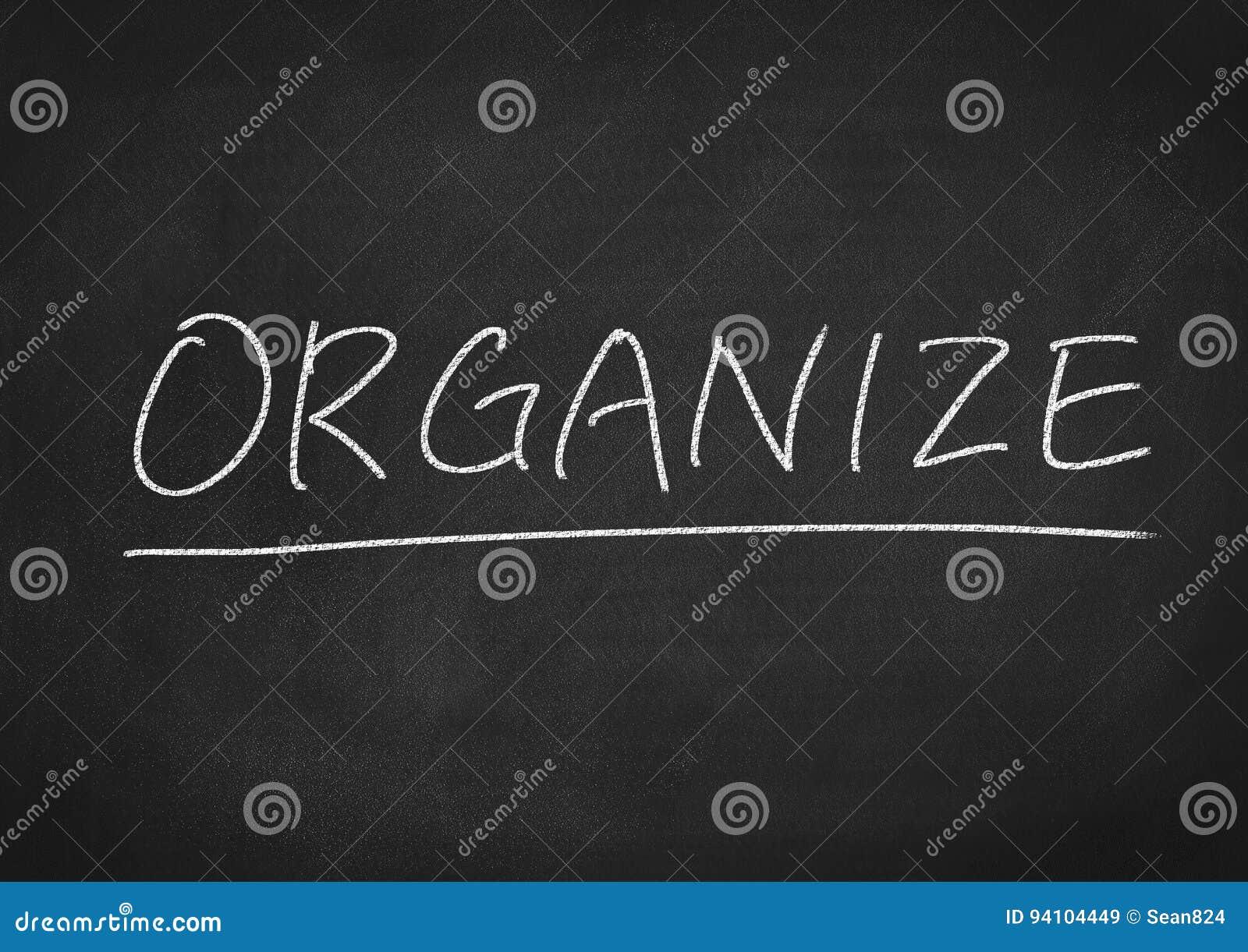 Organizzi