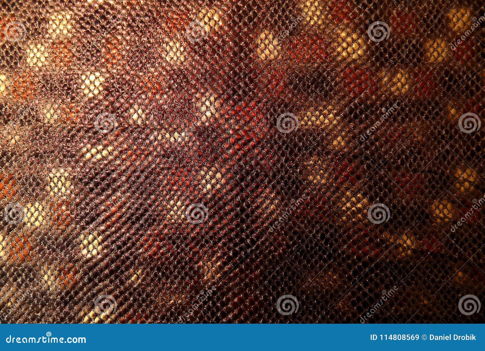 Organtyna is een glanzend materiaal dat een materiaal geschikt voor uitrustingen is die verondersteld zijn om status en succes te