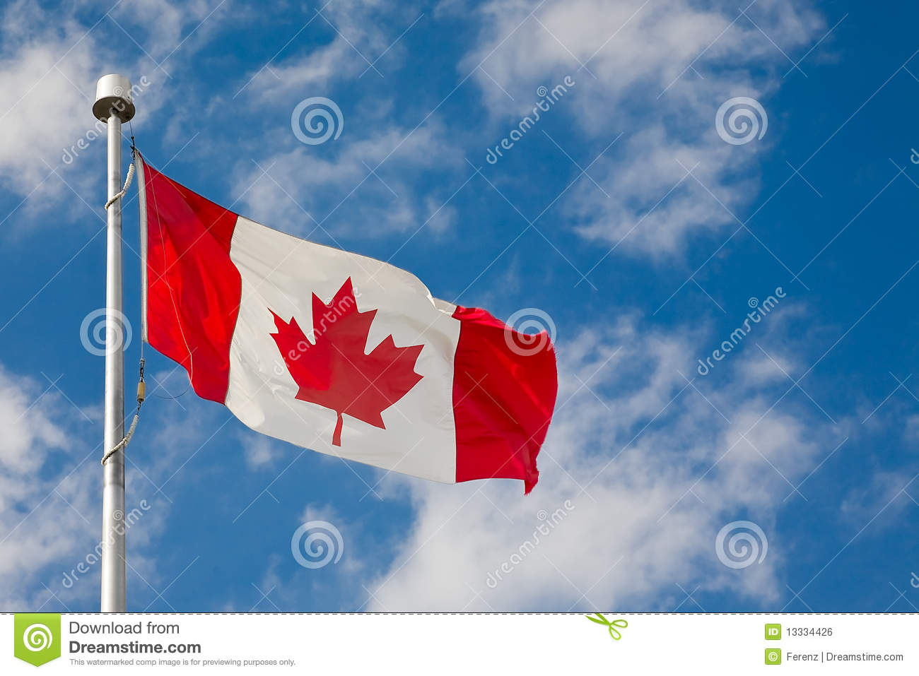 Orgulloso canadiense