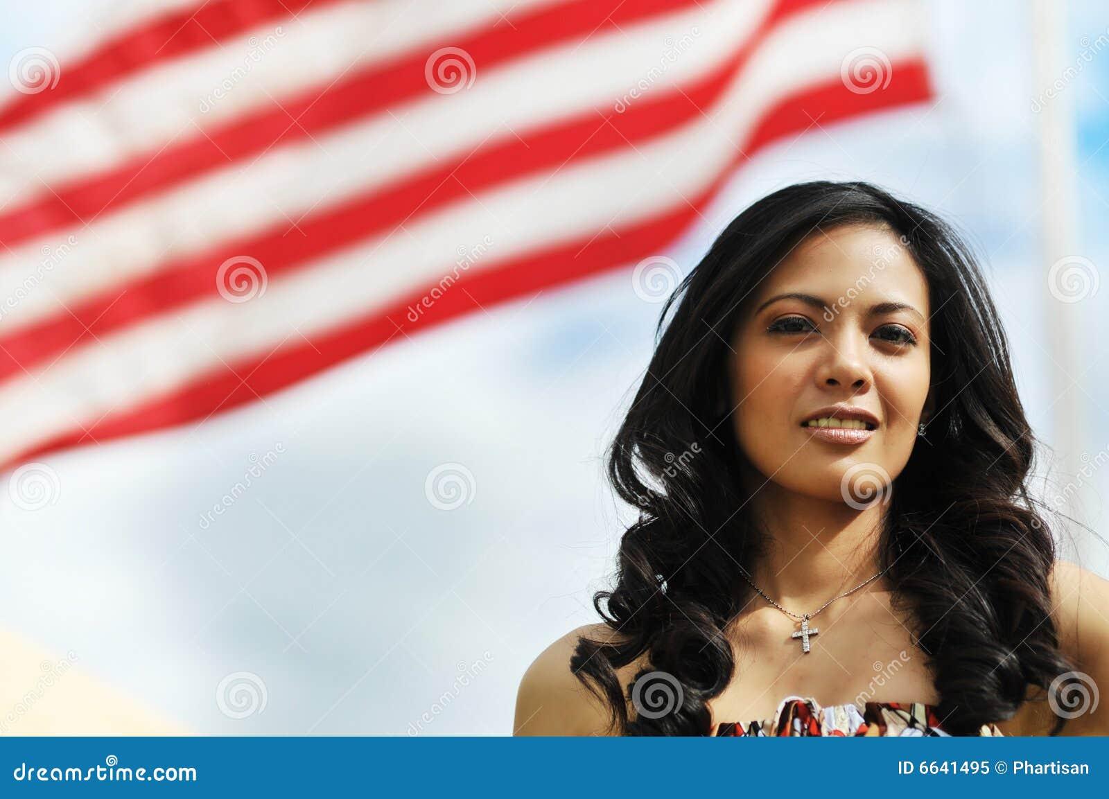 Orgulloso ser un americano