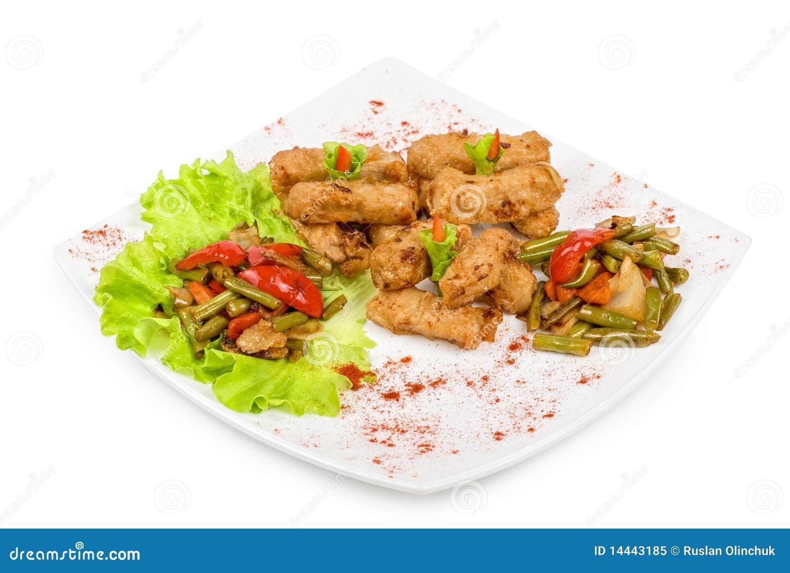 Orient sałatka
