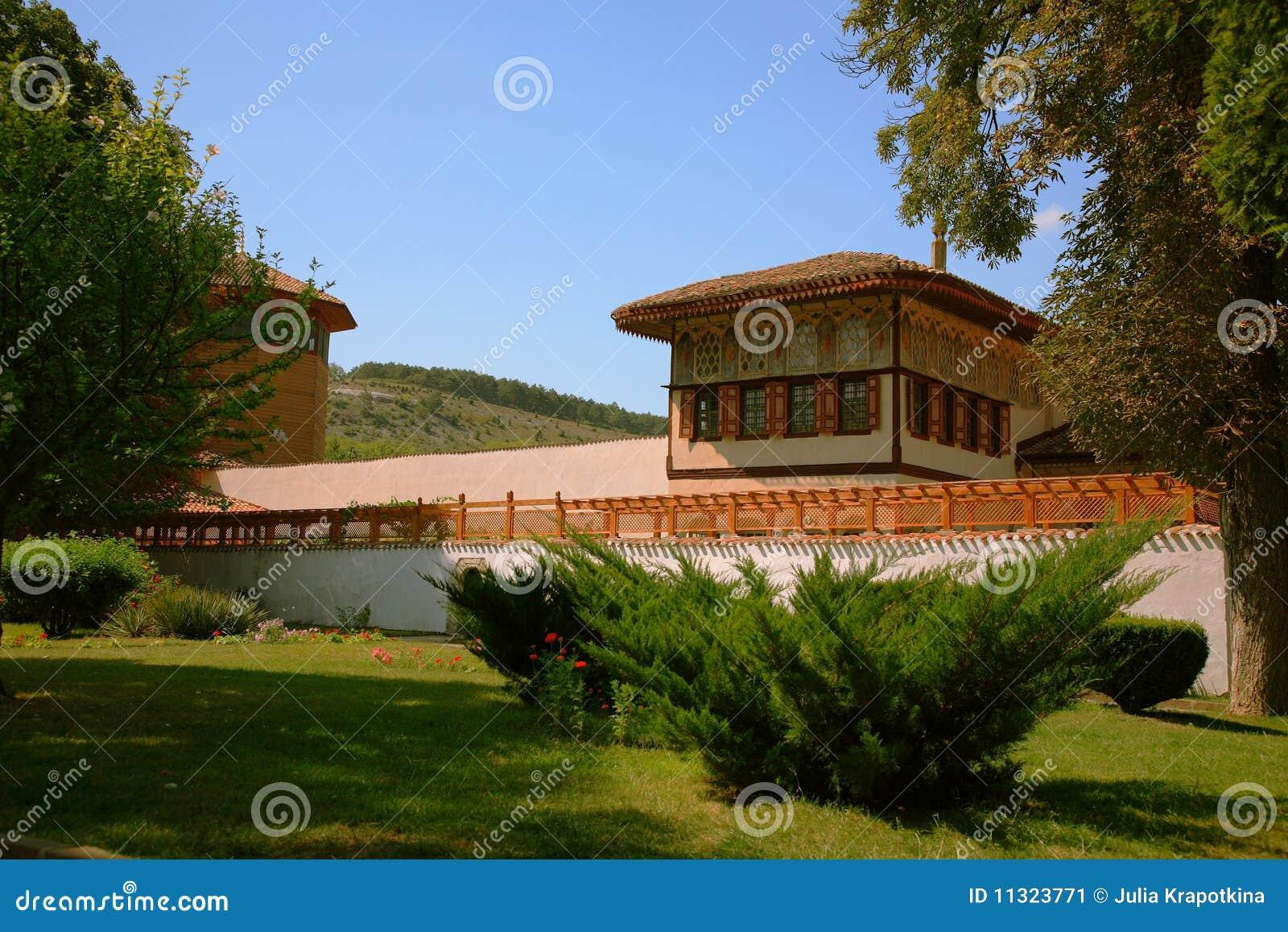 Oriental architecture stock image image 11323771 for Architecture orientale