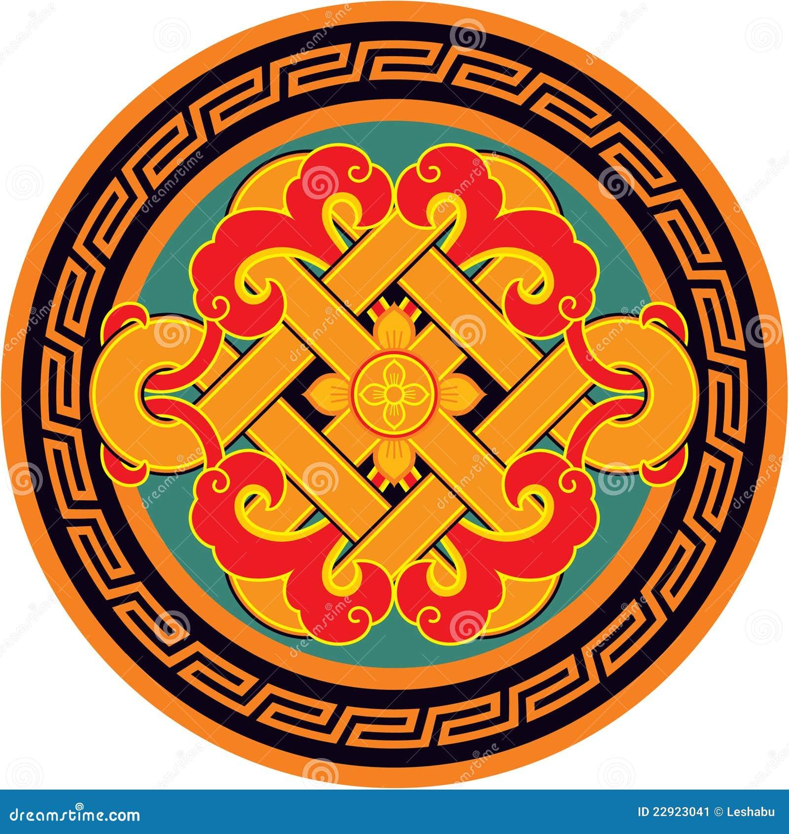 Oriental Chinese Design Element Stock Image Image 22923041