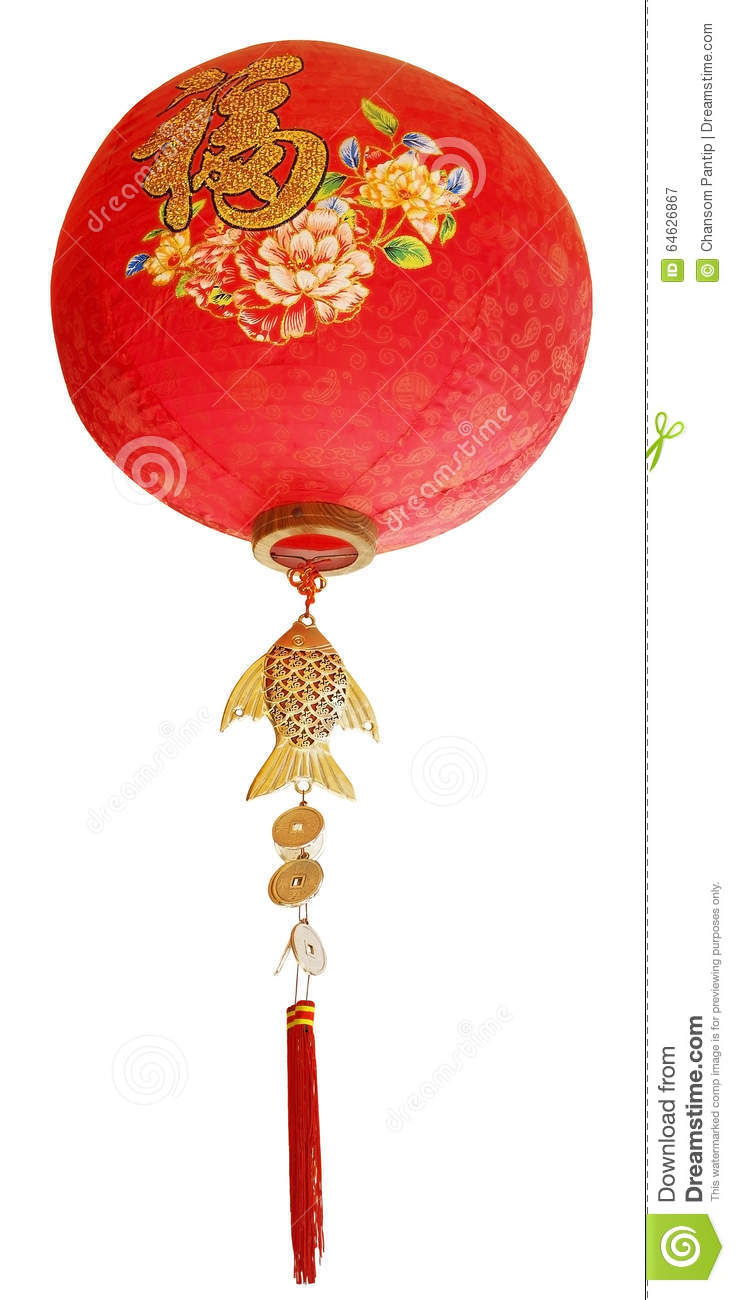 Oriental Chinese New Year Ornaments For Decoration On ...