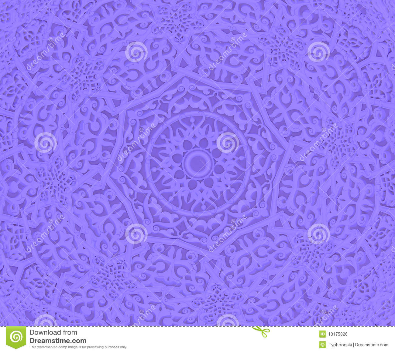 Oriental decoration royalty free stock image image 13175826 for Decoration orientale