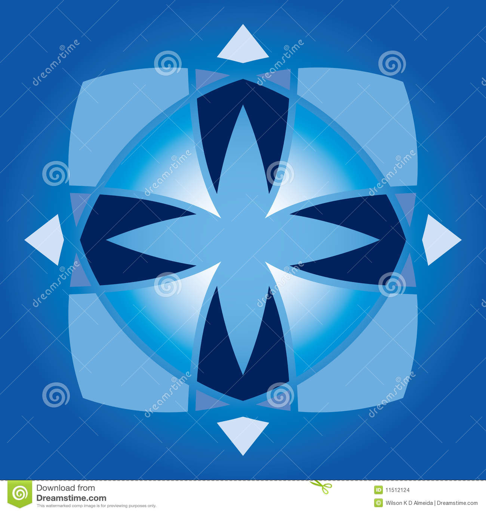 Oriental Design Motif Ornament