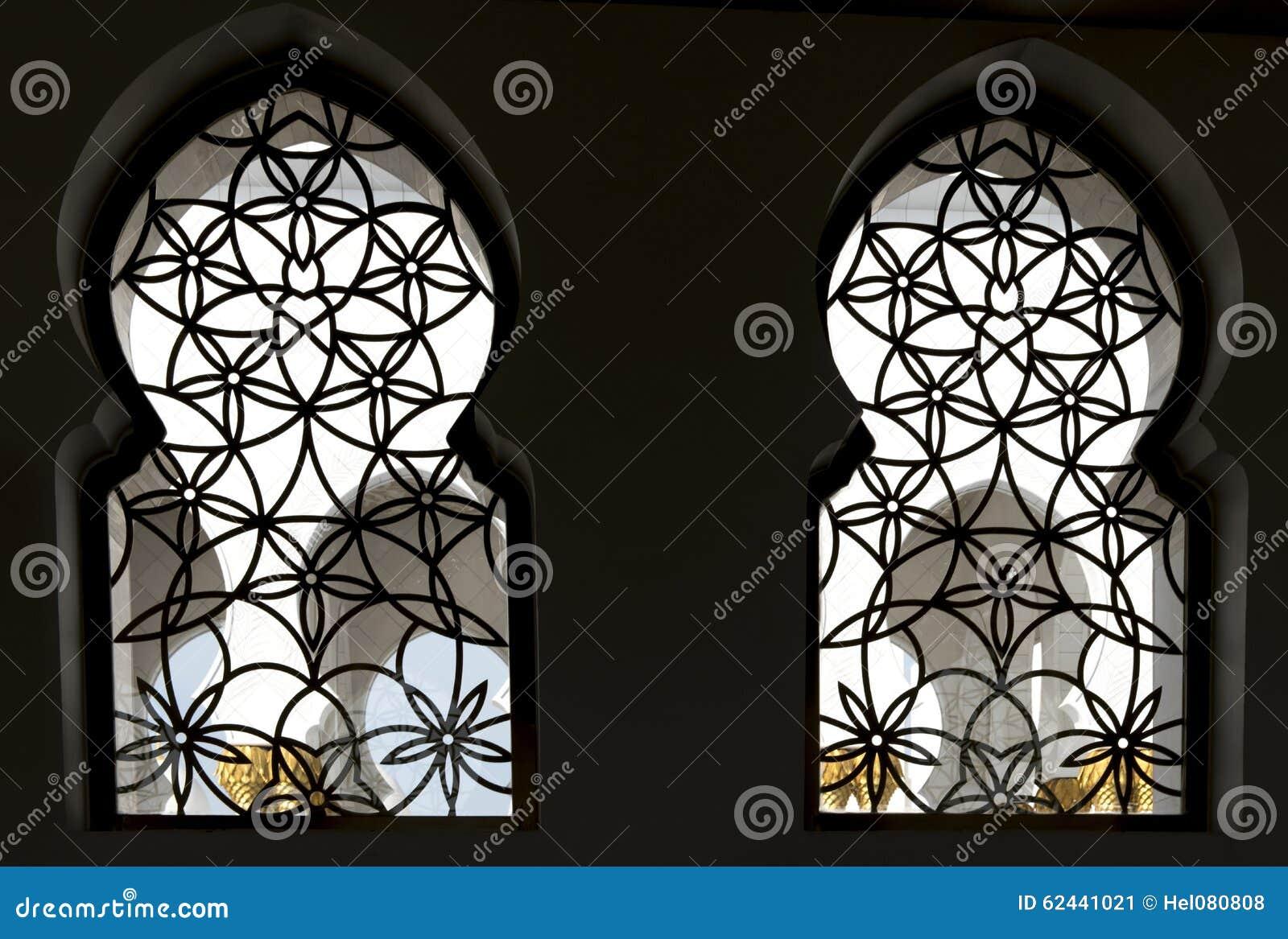 Orientalische fenster stockfoto   bild: 62441021