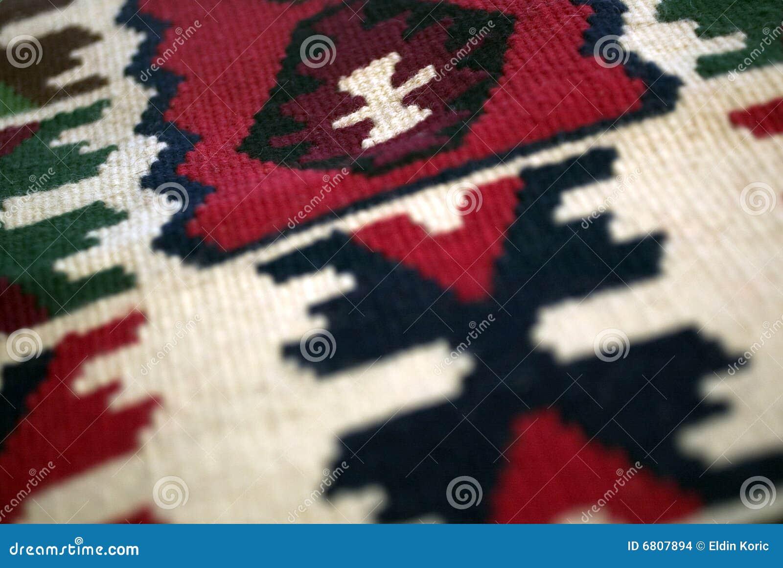 Orientalischer Teppich Stockbilder  Bild 6807894