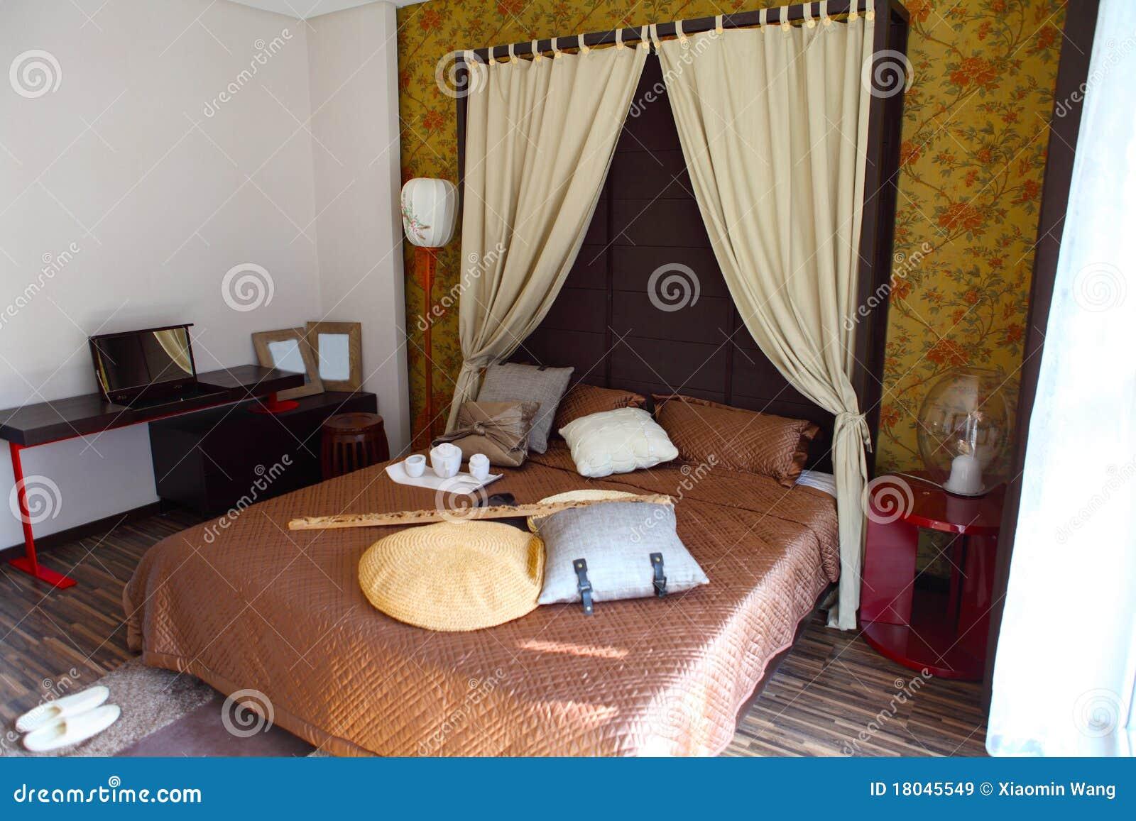 Orientalisches Artschlafzimmer