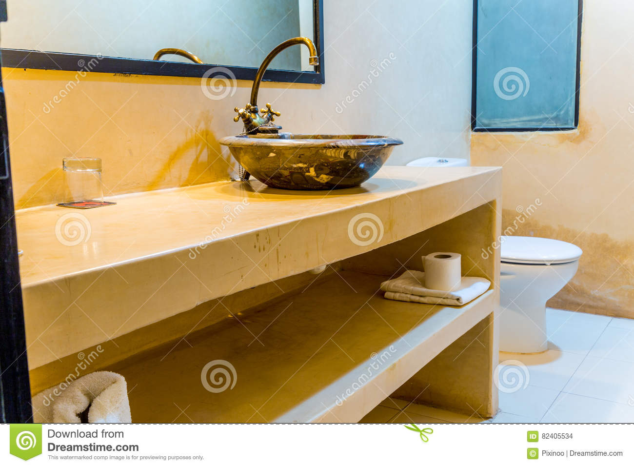 Orientalisches Badezimmer orientalisches badezimmer stock photos royalty free pictures