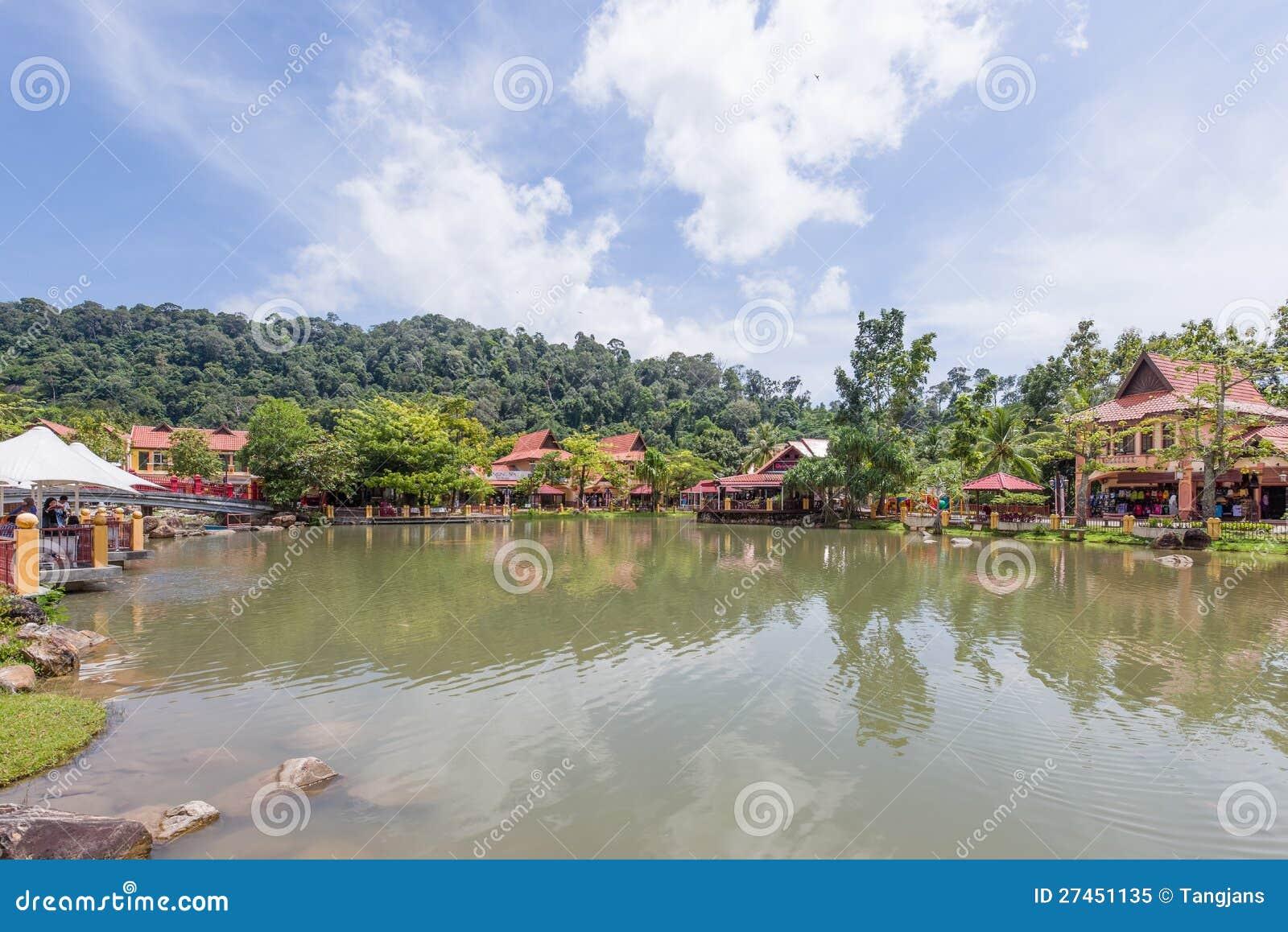Orientalisches Dorf, Langkawi, Malaysia