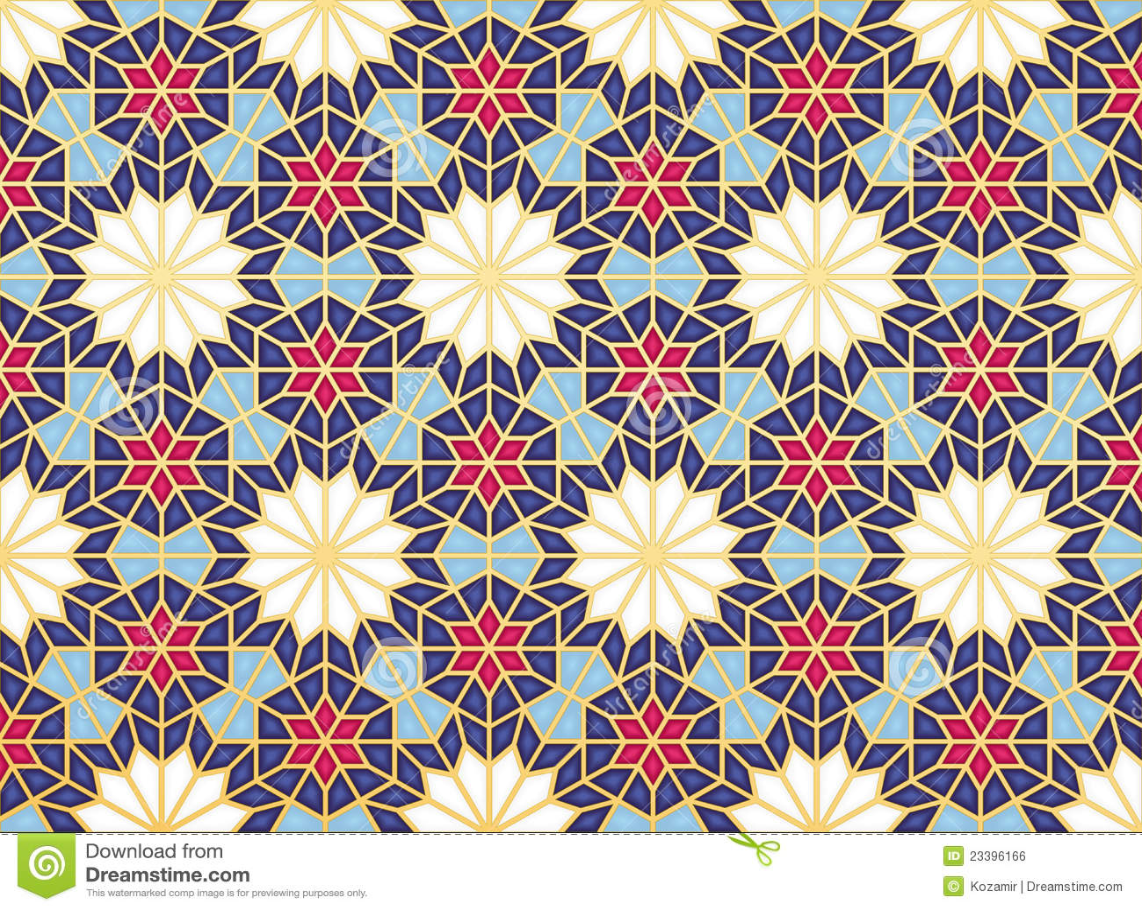 orientalisches muster lizenzfreies stockbild bild 23396166. Black Bedroom Furniture Sets. Home Design Ideas