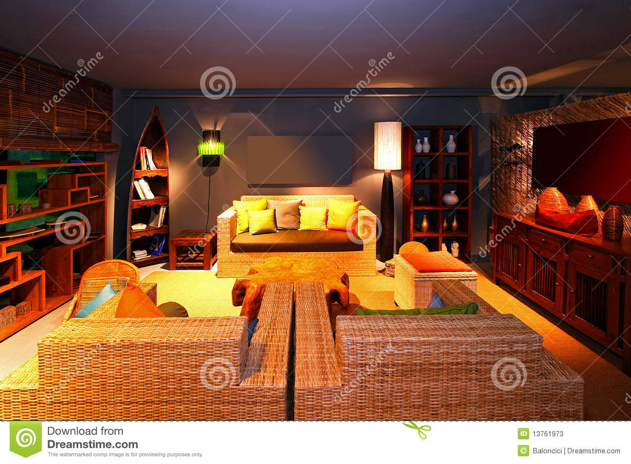 orientalisches wohnzimmer stockfotos bild 13761973. Black Bedroom Furniture Sets. Home Design Ideas