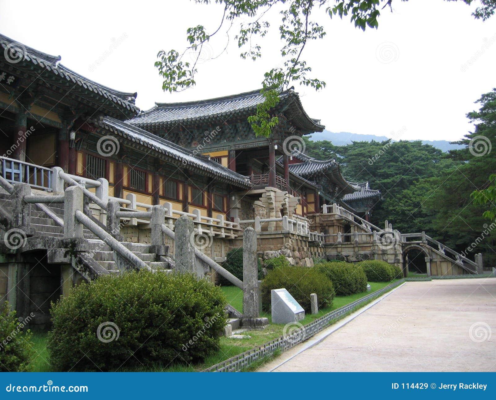 Orientalny pałacu