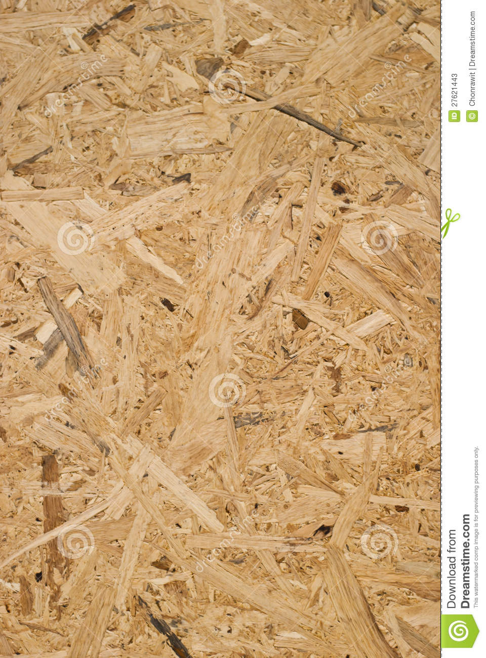 Oriented strand board stock photos image