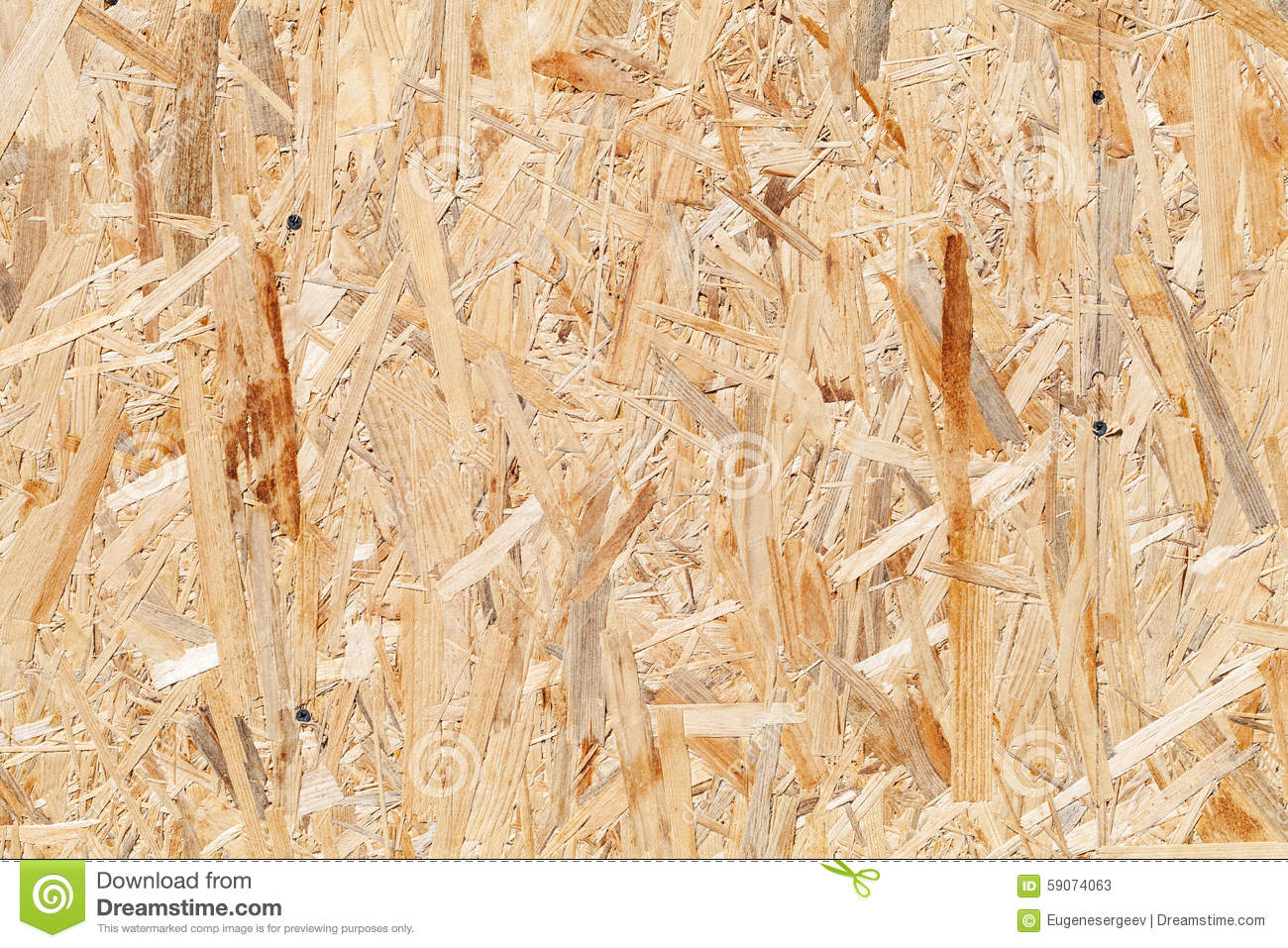 oriented strand board osb sterling board stock photo image 59074063. Black Bedroom Furniture Sets. Home Design Ideas