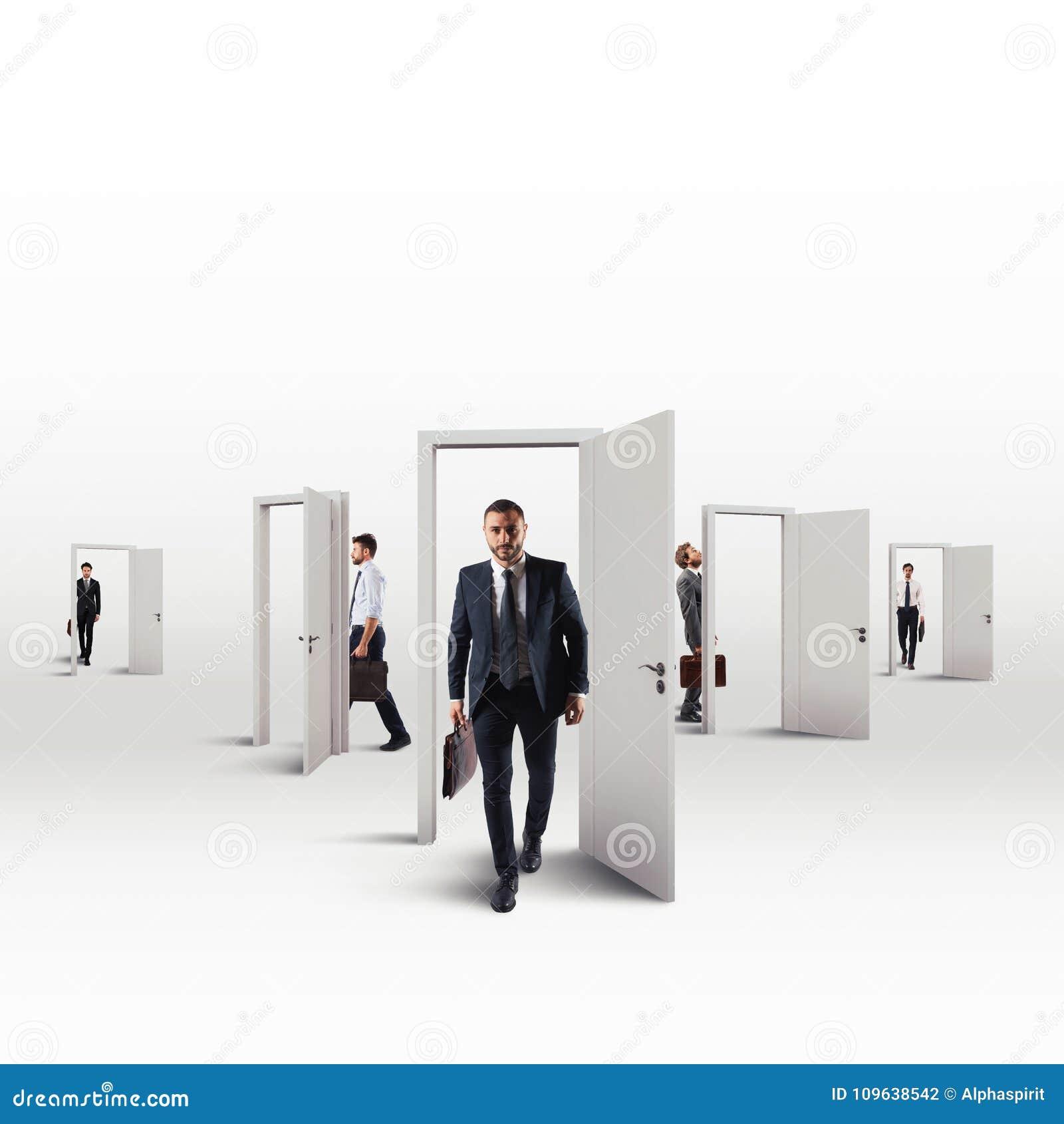 Orientera, i att välja en funktionsduglig karriär mellan många val